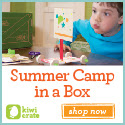 Summer Camp in a Box - Fun & Creative Kids Projects Delivered Right to your Door
