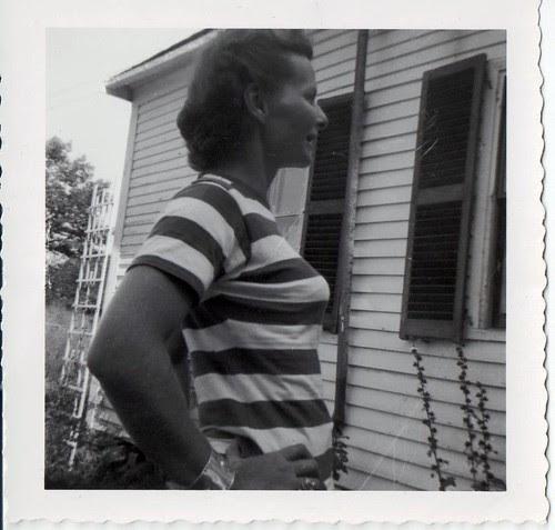 Striped Shirt by midgefrazel