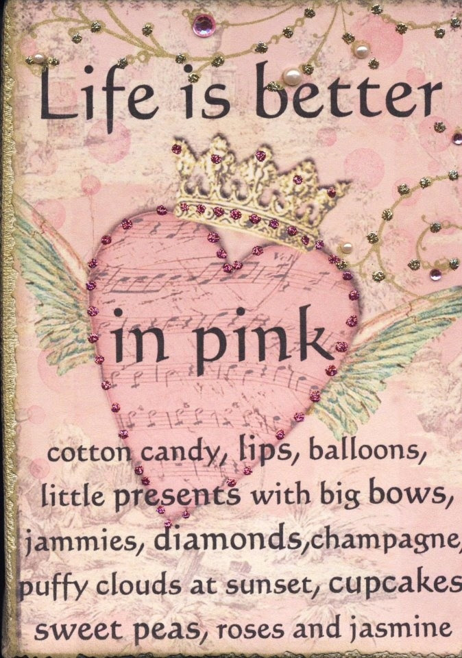 Life Is Better In Pink Pictures Photos And Images For Facebook