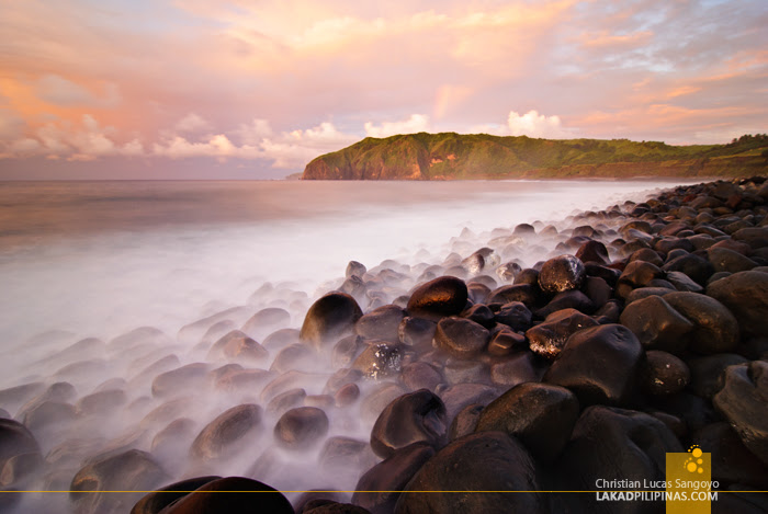 Valugan Beach Sunrise in Batanes