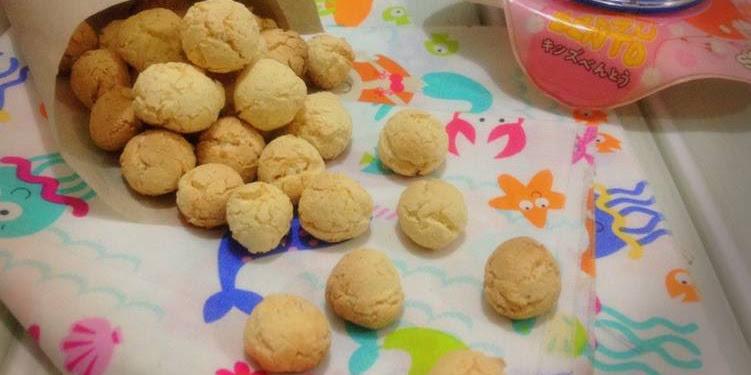 Resep Potato Boro/tamago Boro/egg Biscuit (hanya 3 Bahan) Oleh Frielingga Sit