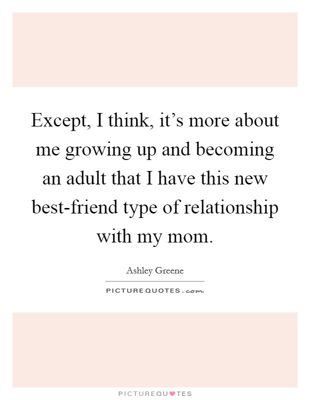 Becoming An Adult Quotes Sayings Becoming An Adult Picture Quotes