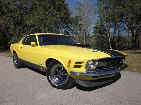 ford mustang mach  fastback