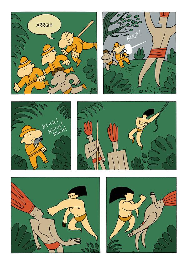 5 jungle bob