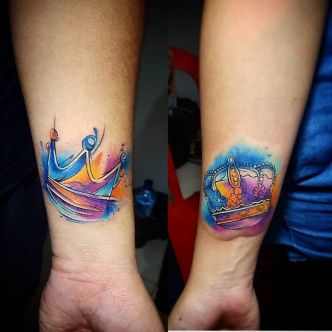 120 Cutest His And Hers Tattoo Ideas Make Your Bond Stronger