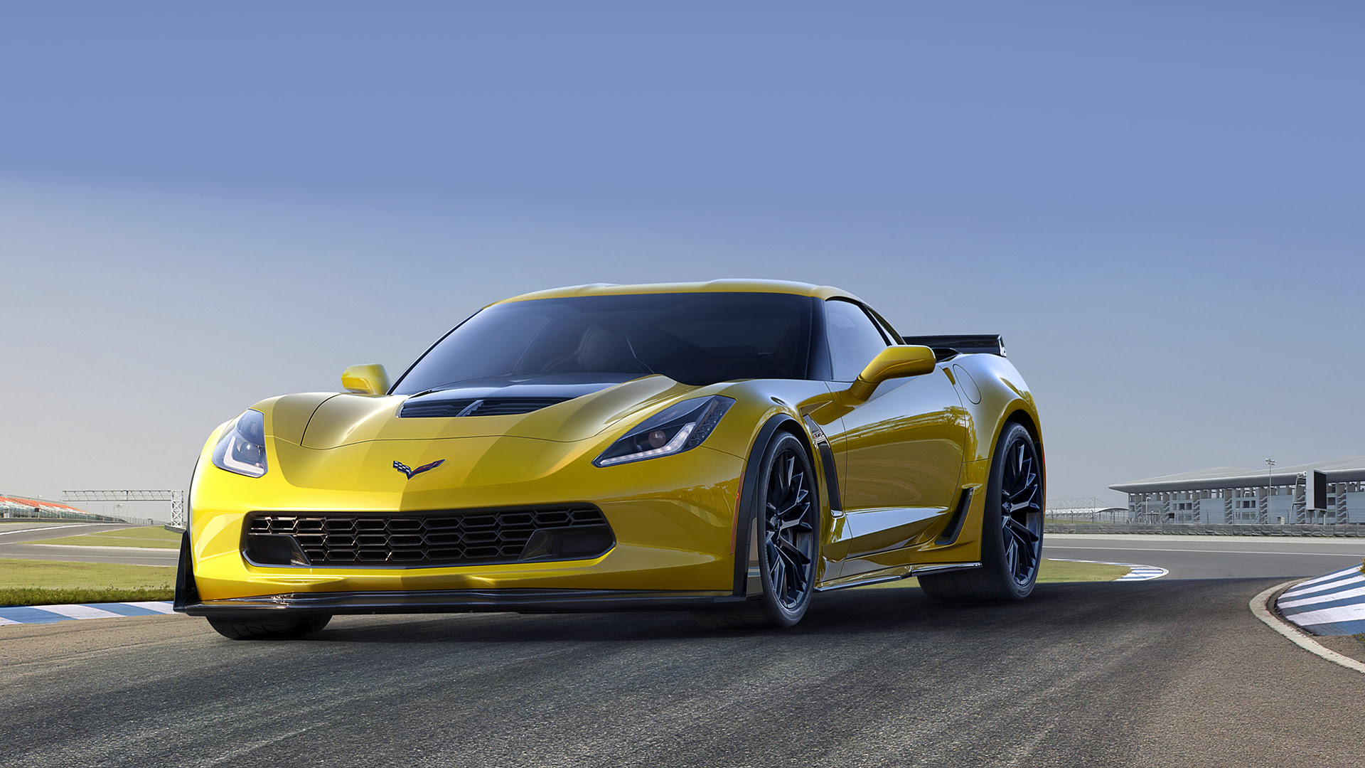 Corvette Z06 HD Wallpaper  WallpaperSafari