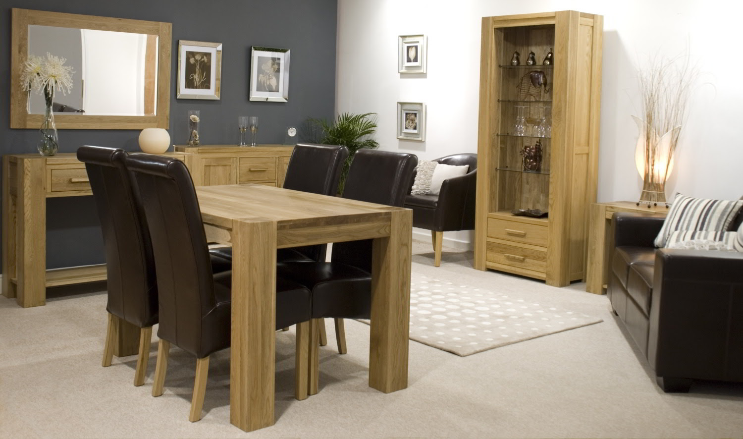 Modern Oak Furniture