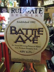 Rudgate, Battle Axe, England