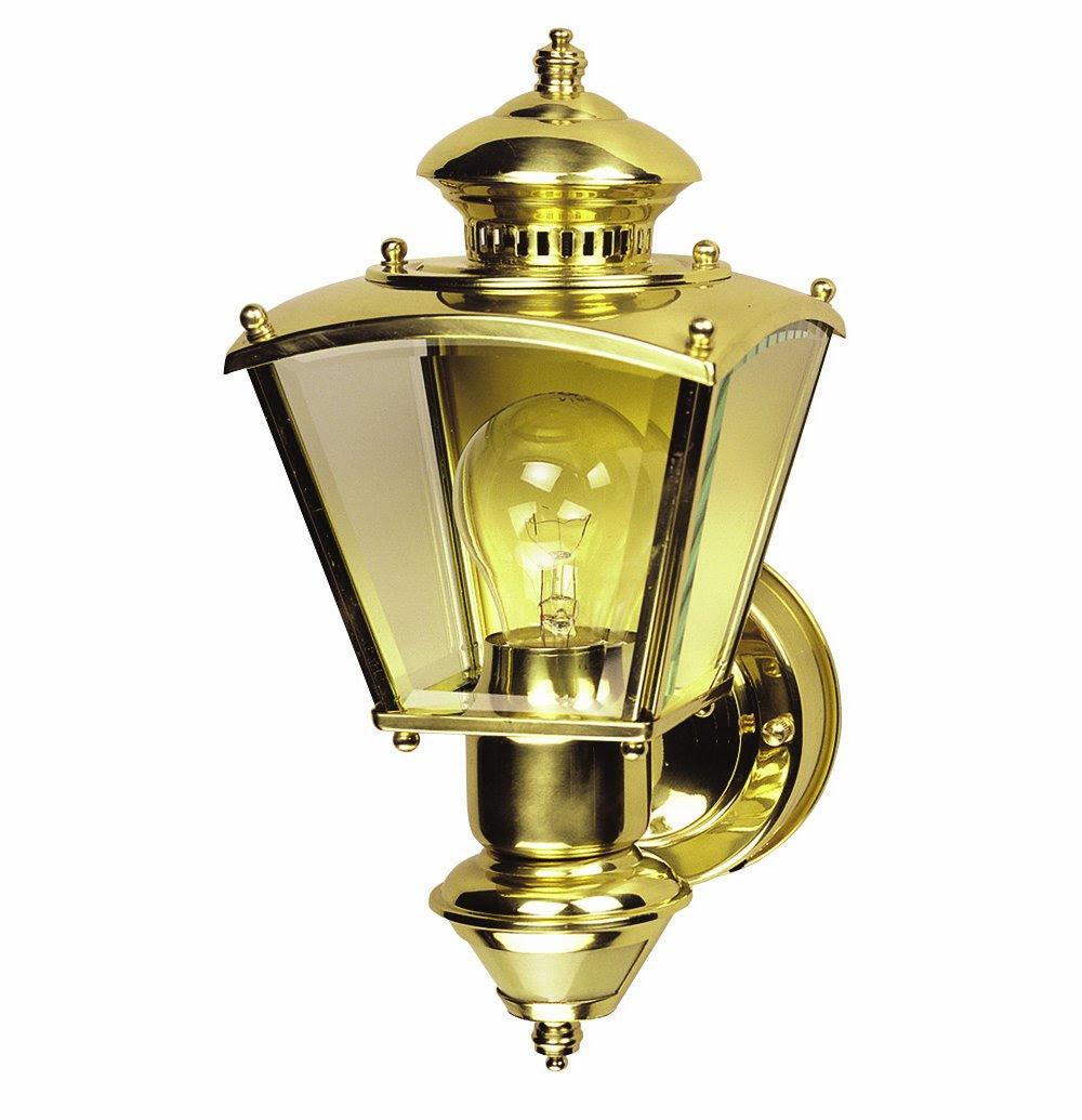 Amazon.com: Brass - Porch & Patio Lights / Outdoor Lighting: Lamps
