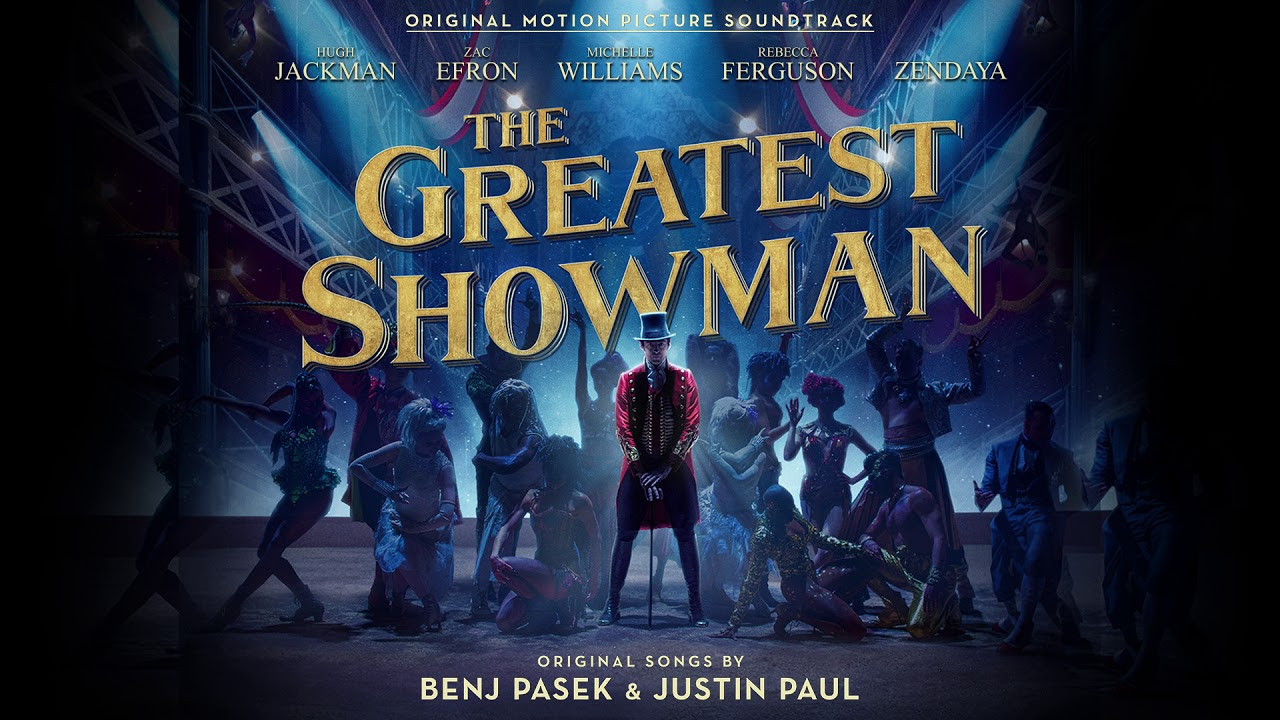 The Greatest Showman Cast - Rewrite The Stars (Official Audio) - Zac Efron