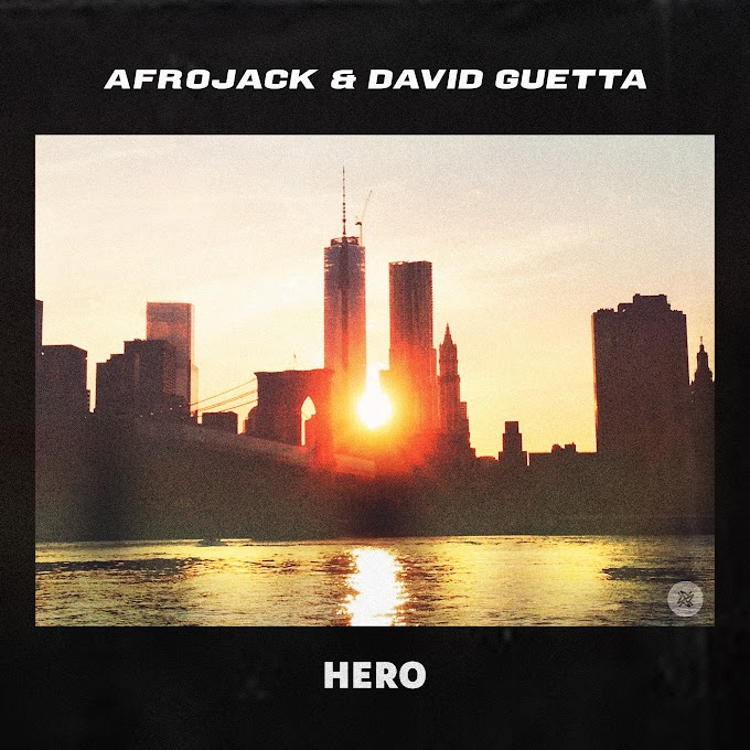Afrojack & David Guetta - Hero - Single [iTunes Plus AAC M4A]