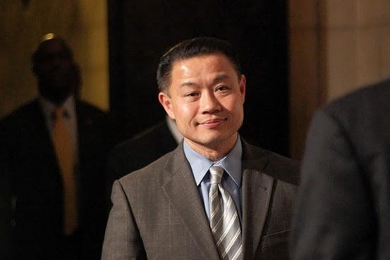 Image result for John Liu NY Comptroller spy