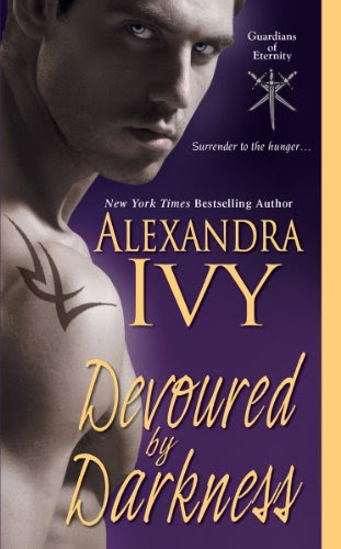 Devoured By Darkness (Guardians of Eternity) by Alexandra Ivy
