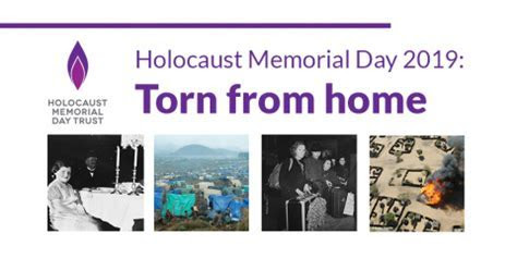 Holocaust Memorial Day Trust   We launch the theme for