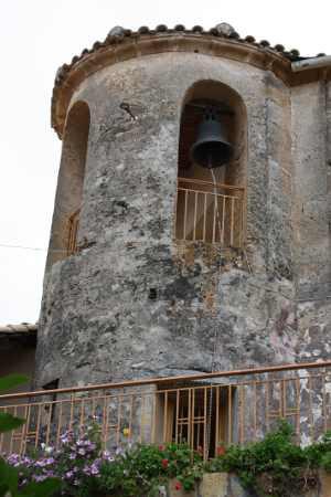 Ο Πύργος της Ι. Μονής