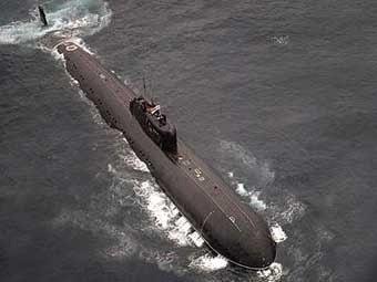 """АПЛ проекта 670 """"Скат"""". Фото с сайта submarine.id.ru"""
