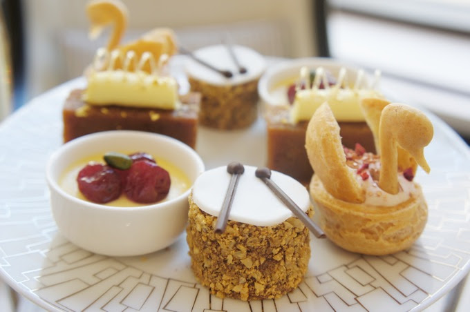 Afternoon Tea | Hotels in London | The Intercontinental Park Lane