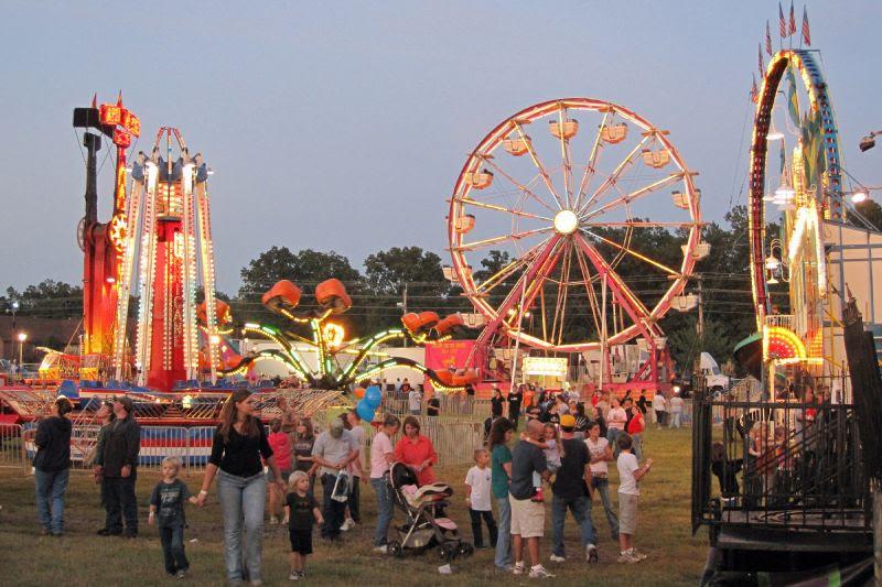 Polk County Fair 1