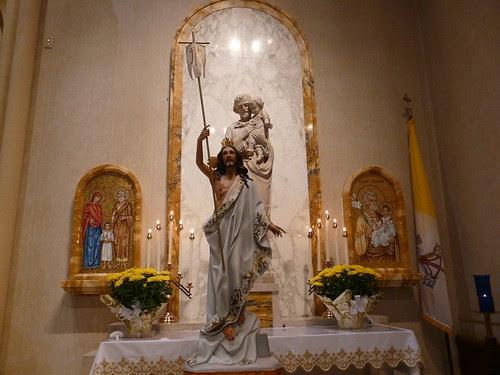 Resurrection Statue