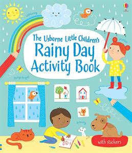 Picture of Little Children's Rainy Day Activity Book