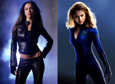 Dark Angel + Sue Storm
