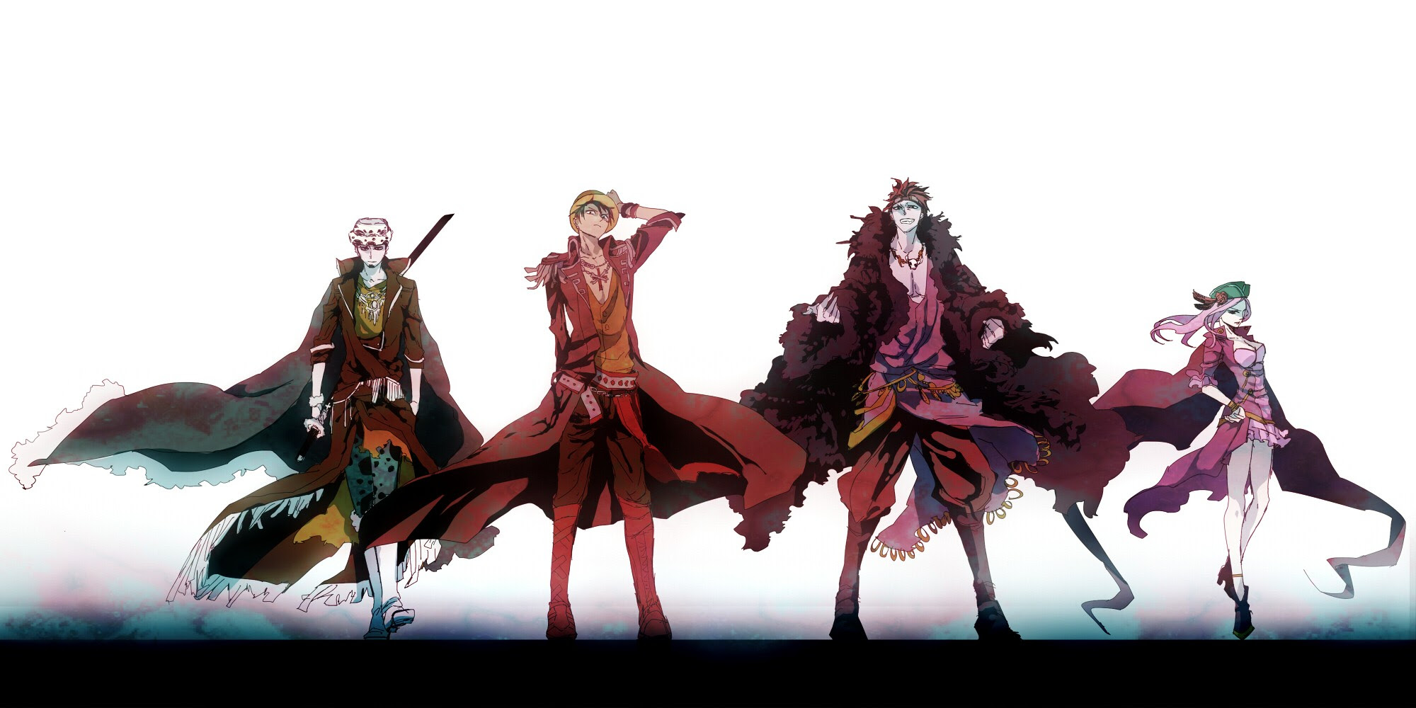 672 One Piece HD Wallpapers  Backgrounds  Wallpaper Abyss  Page 3