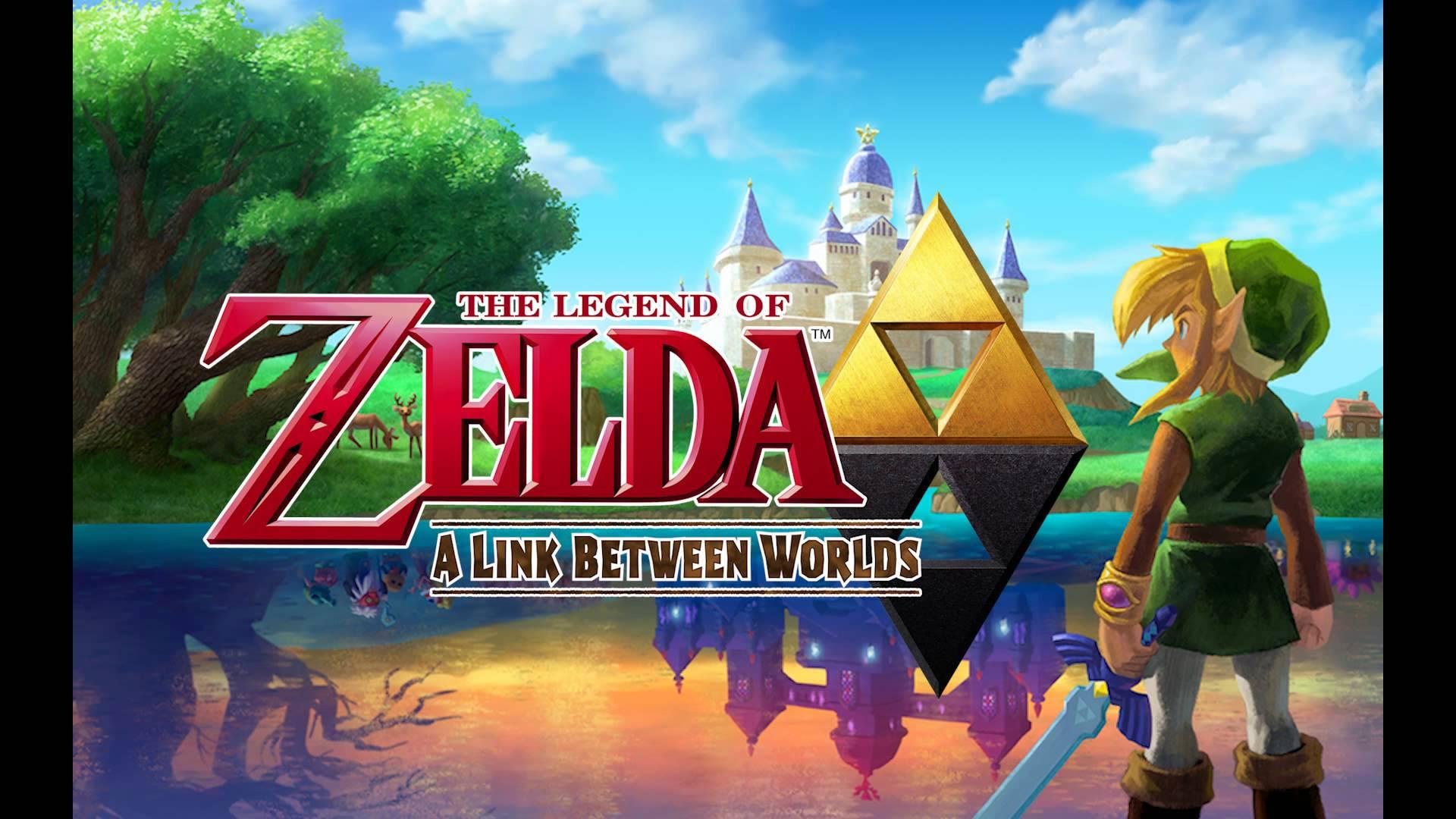 The Legend Of Zelda Ocarina Of Time D Hd Desktop Wallpaper 1920x1080