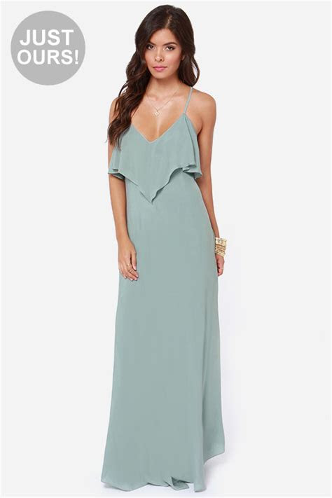 Sage Green Maxi   Maxi Dress   Sage Green Dress   $45.00