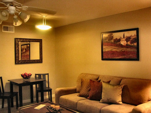 Living Room with Dinette | Flickr - Photo Sharing!