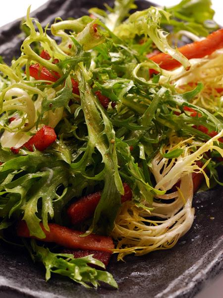 frisée salad