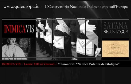INIMICA VIS–Leone XIII ai Vescovi