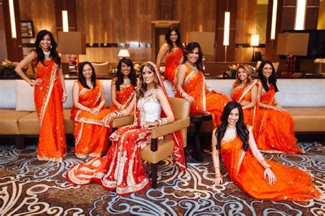 Bridesmaid Photoshoot Poses ? Indian Wedding Venues
