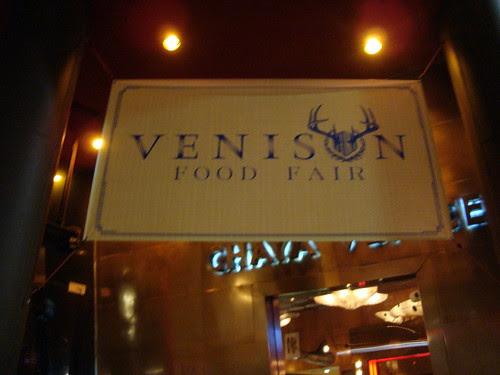 Venison Fair Banner