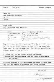 Tulis Tangan Kertas Folio Contoh Surat Lamaran Kerja 2019 Bagi Contoh Surat