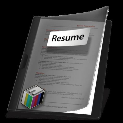 Portfolio Folder For Resume  Annecarolynbird