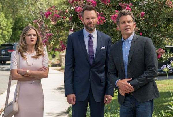 Santa Clarita Diet - Maggie Lawson, Joel McHale and Timothy Olyphant