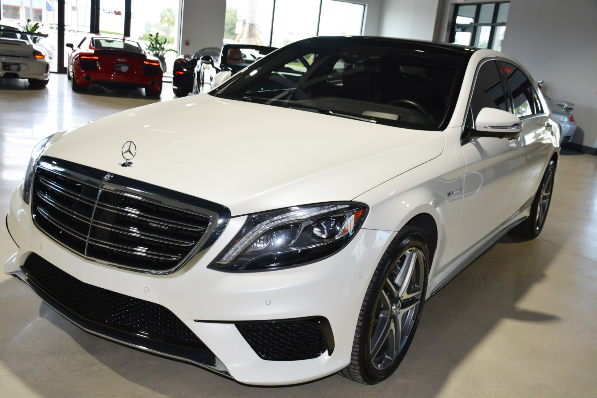 Used 2015 Mercedes-Benz S-Class S 65 AMG For Sale ($99,900 ...