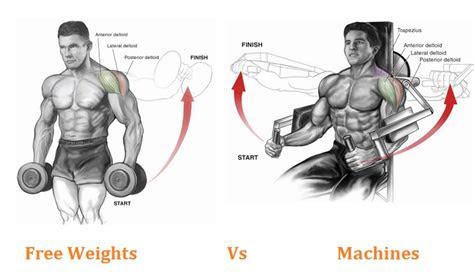 weights  machines    bodydulding