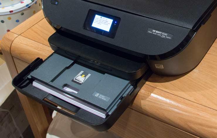 Hp Envy 5540 Printer Review All In One Duplex Desktop Printer