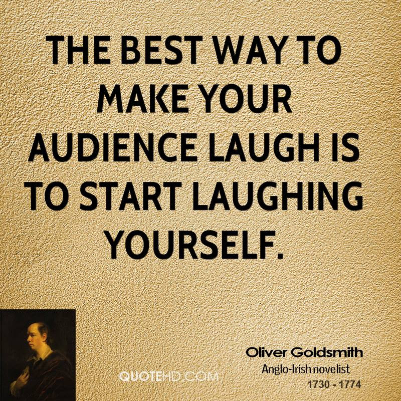 Quotes About Laughing At Yourself