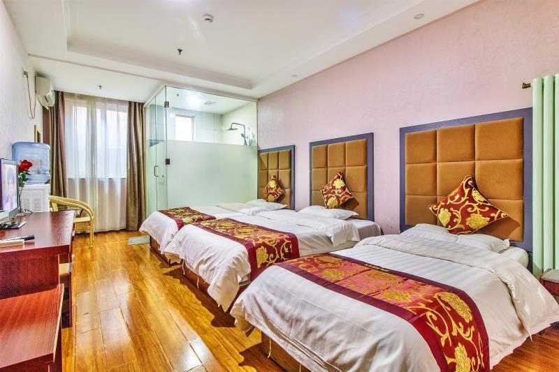 Beijing Yamei International Hotel Reviews
