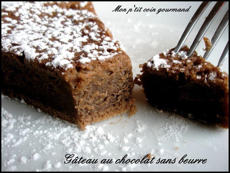 Recette De Gateau Au Chocolat Moelleux Sans Beurre