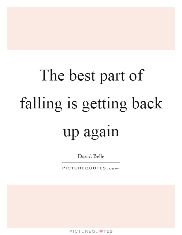 Getting Back Up Quotes Sayings Getting Back Up Picture Quotes