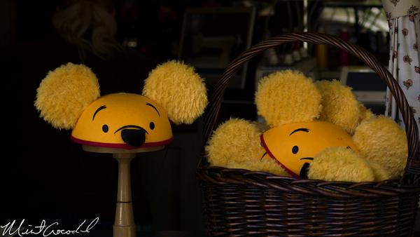Disneyland Resort, Disneyland, Briar Patch, Mouse Ears, Mouse, Ears, Winnie, Pooh, Chip, Dale