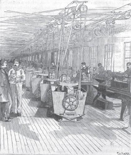 Factory Floor