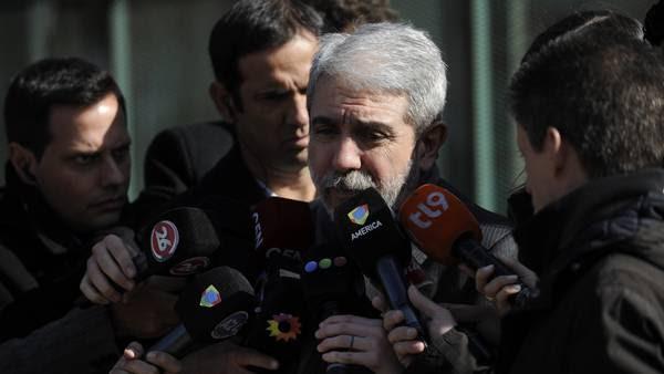 Anibal Fernández acumula malas noticias en los tribunales de Comodoro Py.