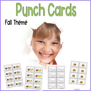 Reward Punchcards