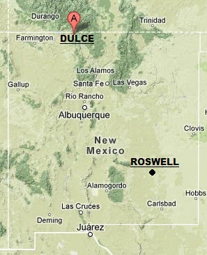 Dulce_NM_Map