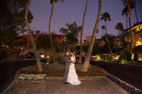 Pointe Hilton Tapatio Cliffs Resort   Phoenix, AZ Wedding