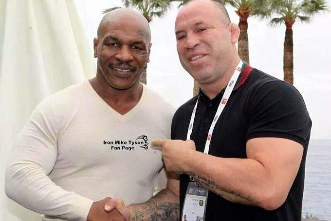 Você aceitaria R$ 55 milhões  para lutar com Tyson? Brasileiro tem proposta